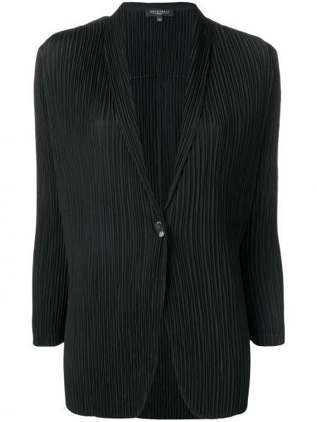 Черный пиджак Antonelli