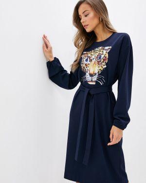 Платье прямое осеннее Akhmadullina Dreams