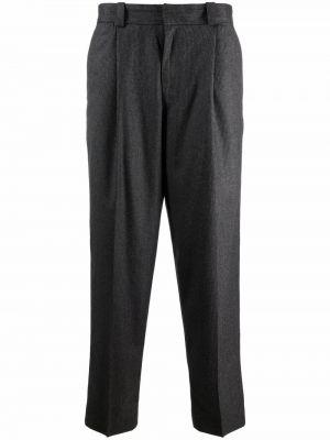 Spodnie z wiskozy Acne Studios