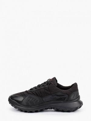 Черные резиновые кроссовки Camper