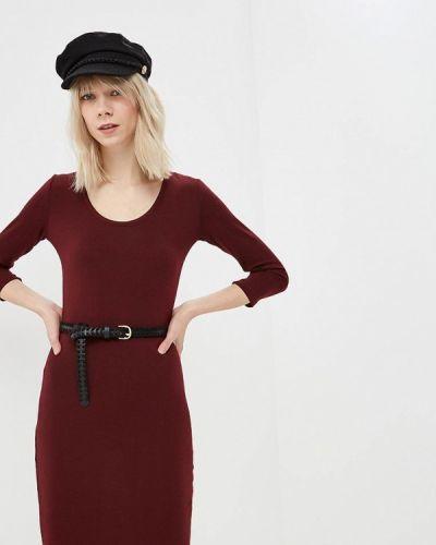 Платье бордовый красный Alcott
