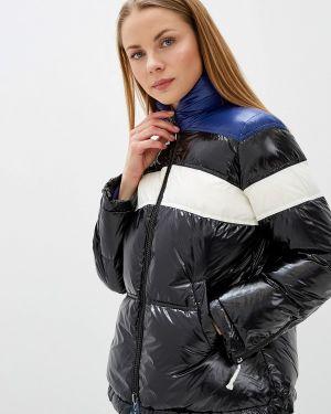 Зимняя куртка черная осенняя Madeleine
