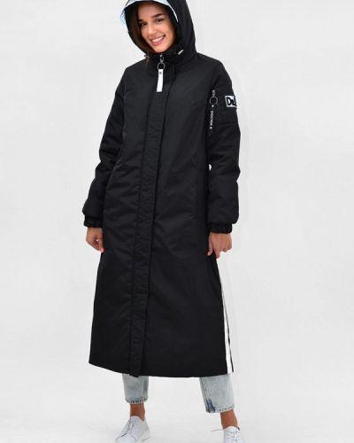 Черная теплая куртка Doctor E