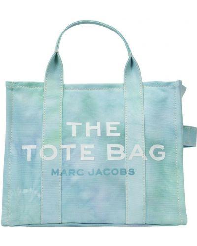 Torba sportowa - niebieska Marc Jacobs