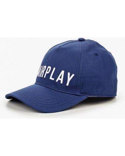 Синяя бейсболка Lacoste