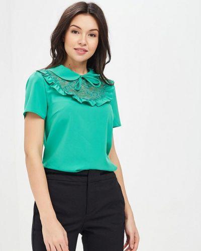 Зеленая блузка Vittoria Vicci