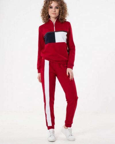 Спортивный костюм красный Irma Dressy