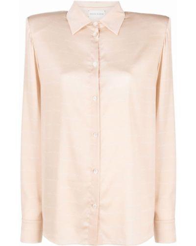 Шелковая рубашка Magda Butrym