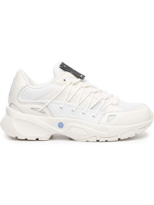 Białe sneakersy Mcq