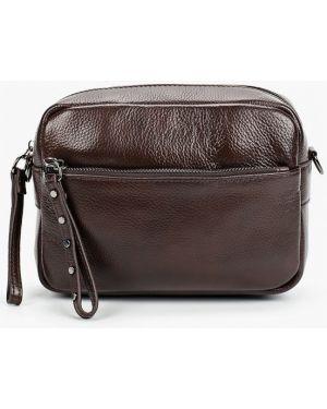 Кожаная сумка через плечо Valensiy