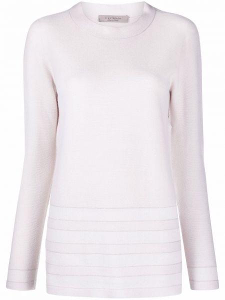 Кашемировый свитер - розовый D.exterior
