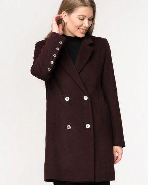 Пальто бордовый пальто A'tani