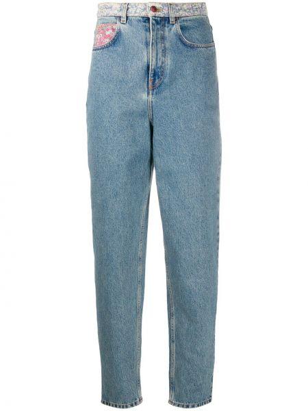 Dżinsowa jeansy Philosophy Di Lorenzo Serafini