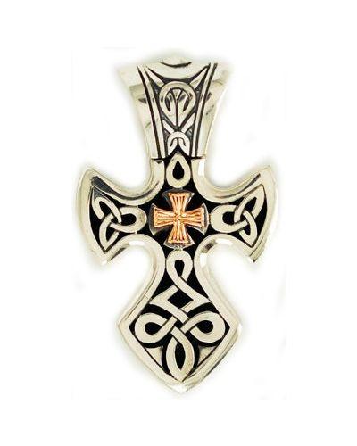 Черный медальон Persian
