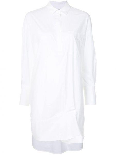 Klasyczny klasyczna koszula z kołnierzem z mankietami zapinane na guziki Enfold