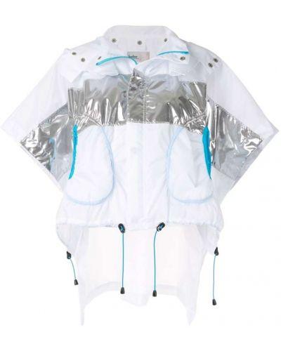 Белая короткая куртка Kolor
