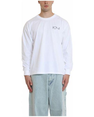 Biała t-shirt Polar Skate Co.