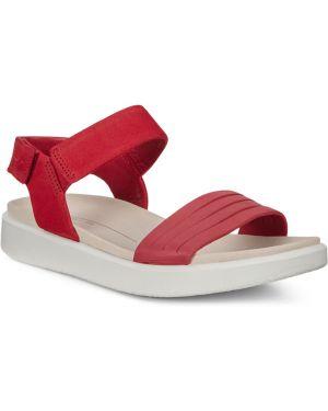 Сандалии на каблуке Ecco