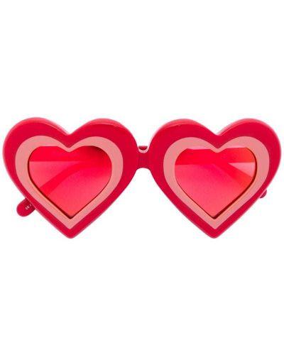 Солнцезащитные очки красный Yazbukey