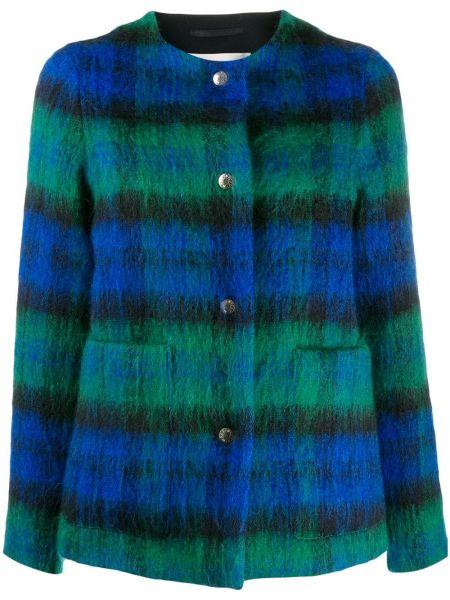 Синяя куртка Mackintosh