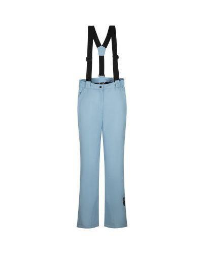 Прямые утепленные спортивные брюки на молнии Glissade