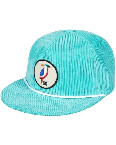 Синяя кепка Dc Shoes