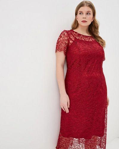 Вечернее платье - красное Forus