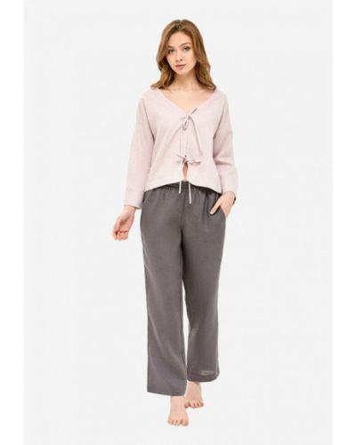 Пижама серая пижамный Morandi
