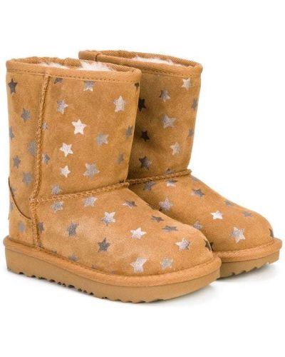 Угги для обуви коричневый Ugg Australia Kids