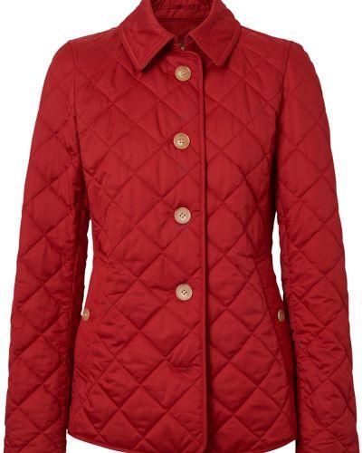 Стеганая куртка классическая на пуговицах Burberry