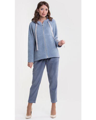 Повседневные брюки с защипами с карманами вельветовые Filigrana