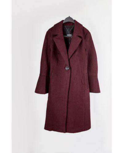 Пальто - фиолетовое Only