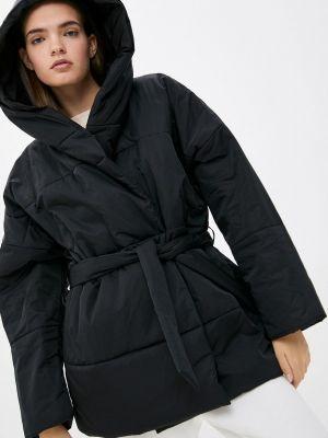 Утепленная куртка - черная Vera Nicco