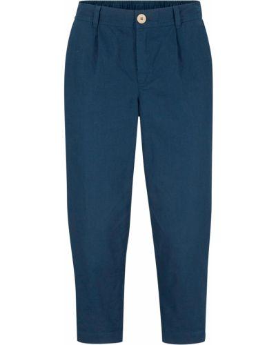 Льняные брюки Bonprix