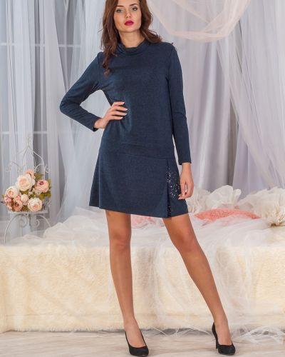Платье из ангоры из вискозы Lena Basco