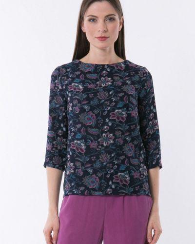 Синяя блузка Vladi Collection