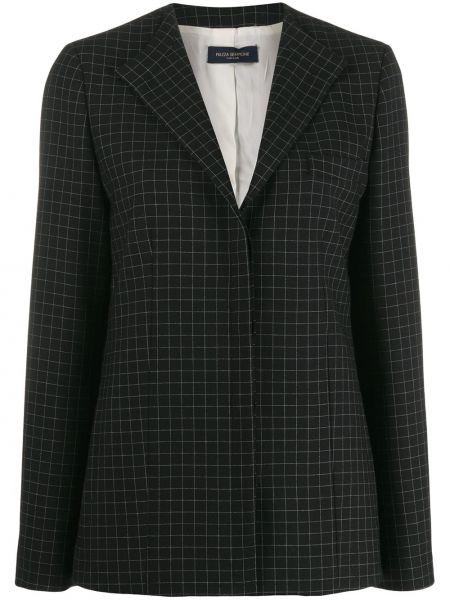 Классическая черная куртка Piazza Sempione