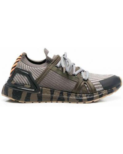 Brązowe sneakersy Adidas By Stella Mccartney