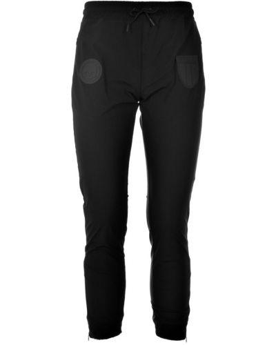 Czarne spodnie Hydrogen