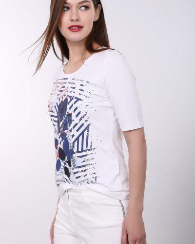 Белая футболка Gerry Weber