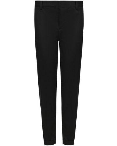 Укороченные брюки со стрелками хлопковые Dsquared2