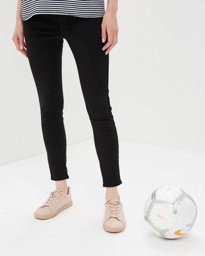 Черные джинсы для беременных Topshop Maternity