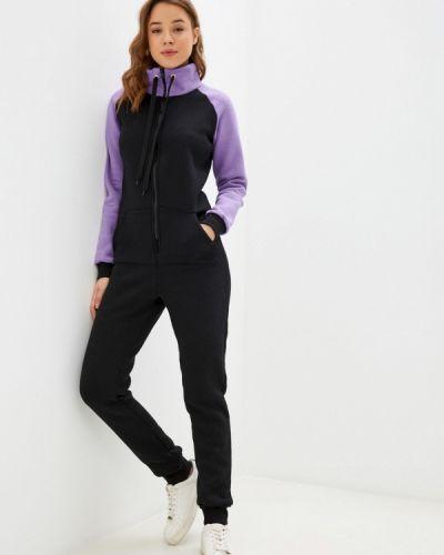 Фиолетовый спортивный комбинезон Winzor