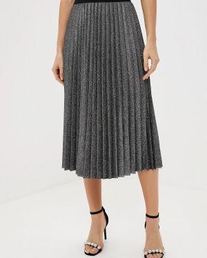Плиссированная юбка домашняя осенняя Warehouse