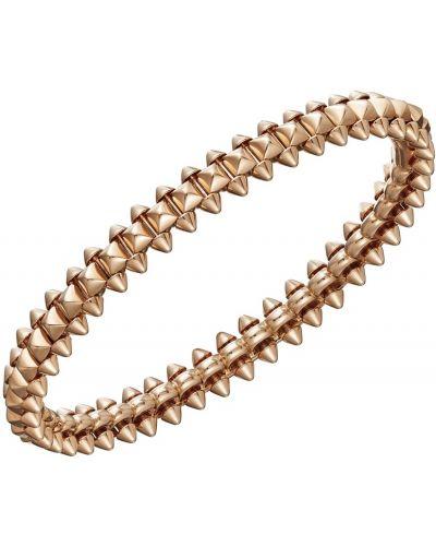 Золотой браслет золотой Cartier