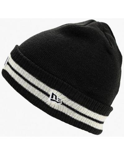 Черная шапка осенняя Dc Shoes