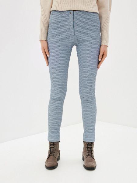 Утепленные брюки - голубые Naumi