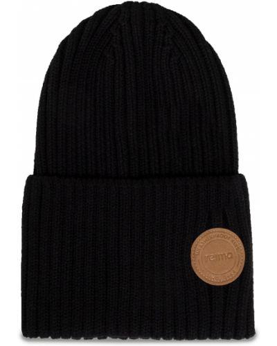 Czarna czapka Reima