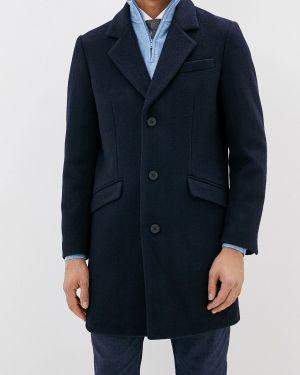 Пальто синий Antony Morato