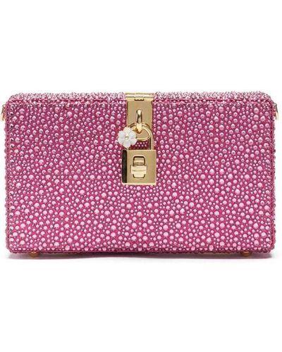 Kopertówka - różowa Dolce And Gabbana